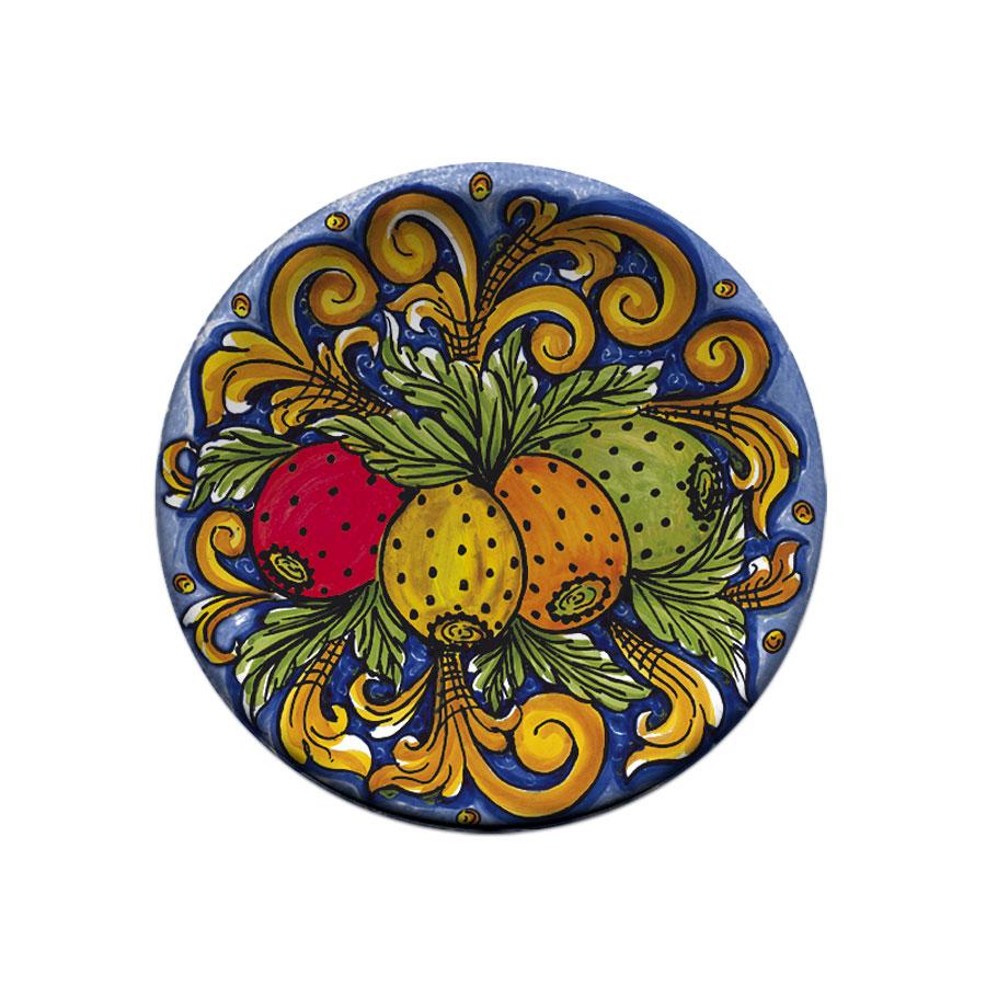 magnete-piattino-ceramica-bomboniera
