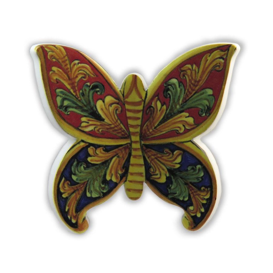 magnete-ceramica-farfalla-bomboniera-segnaposto