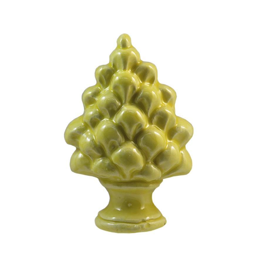 magnete-pigna-bomboniera-ceramica
