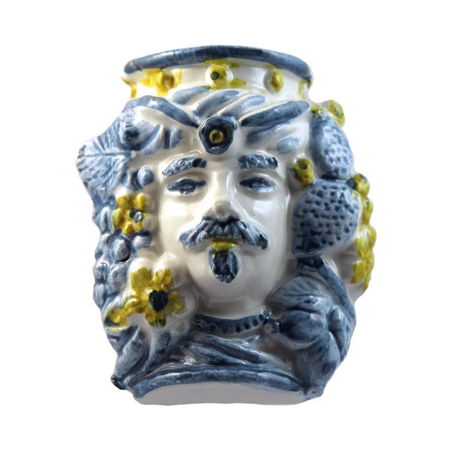 magnete-testa-moro-bomboniera-ceramica