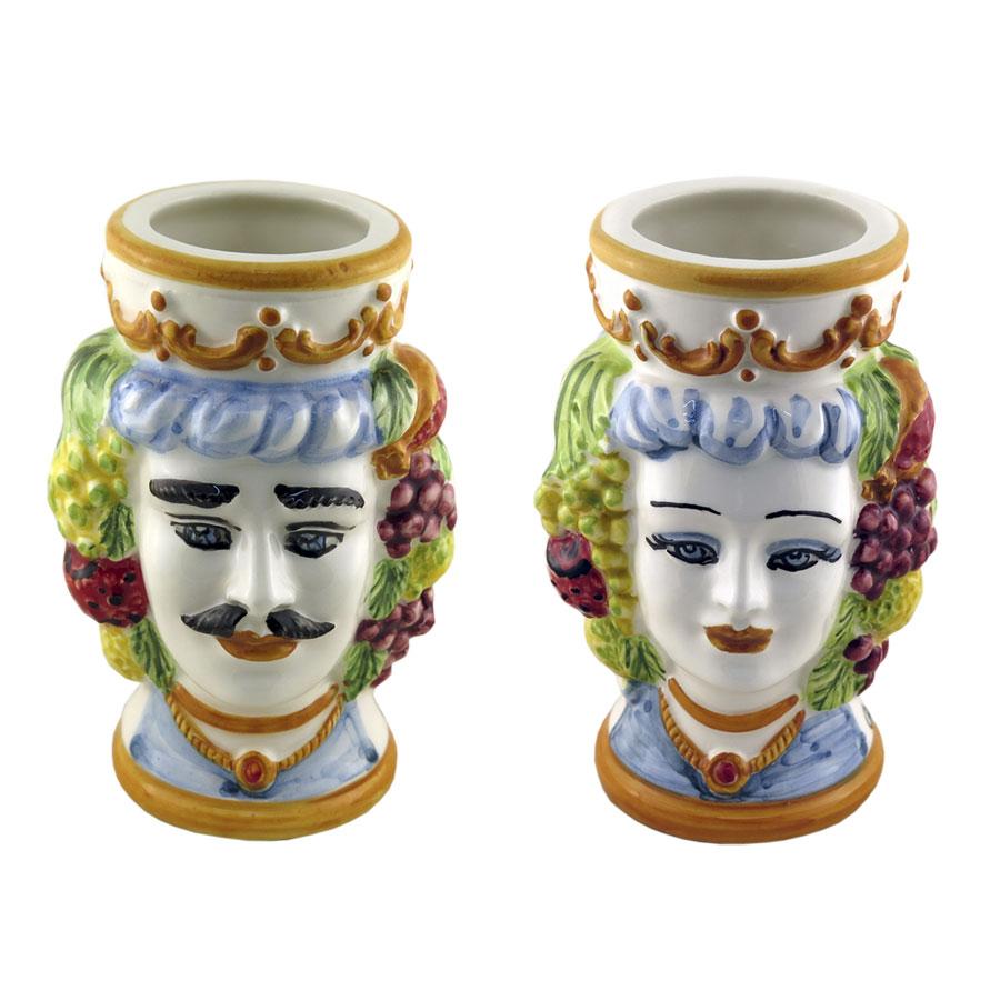 coppia-teste-moro-ceramica-11-cm